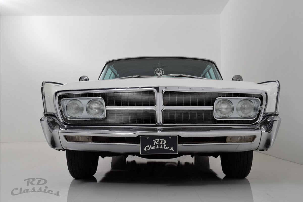 1965 Chrysler Imperial Crown For Sale (picture 2 of 6)