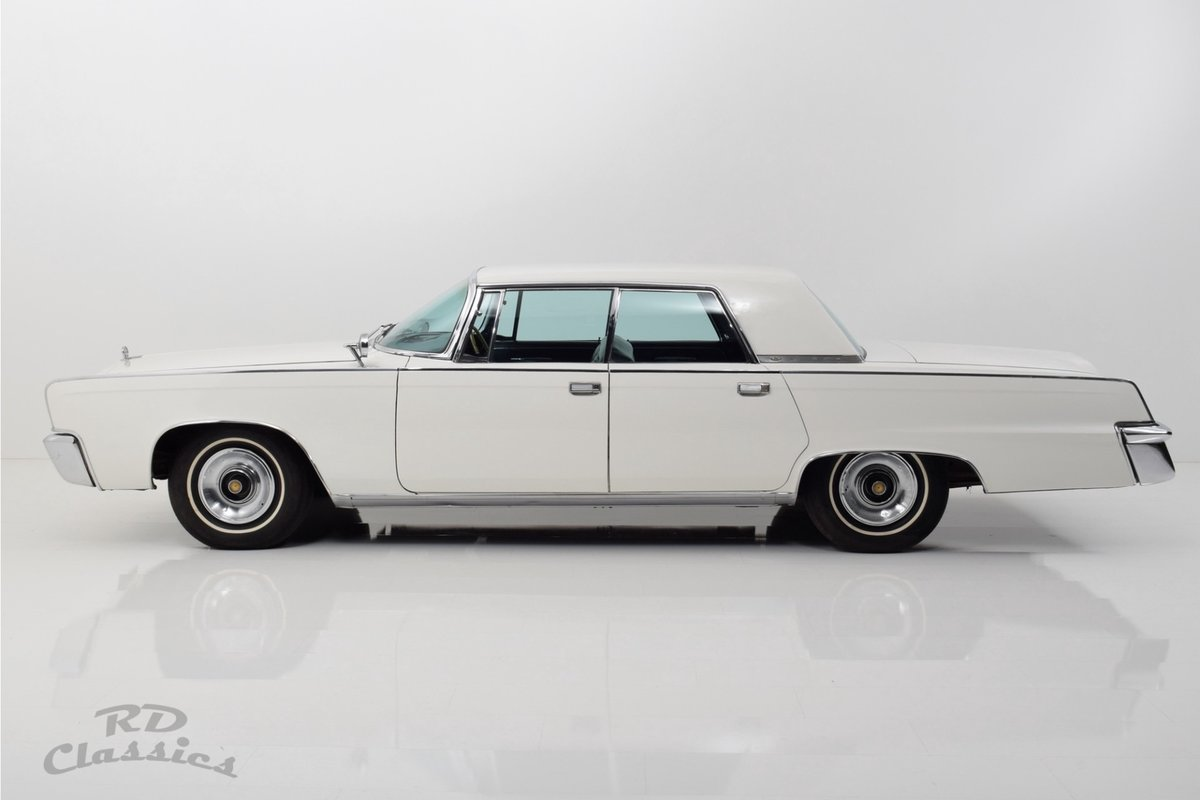 1965 Chrysler Imperial Crown For Sale (picture 4 of 6)