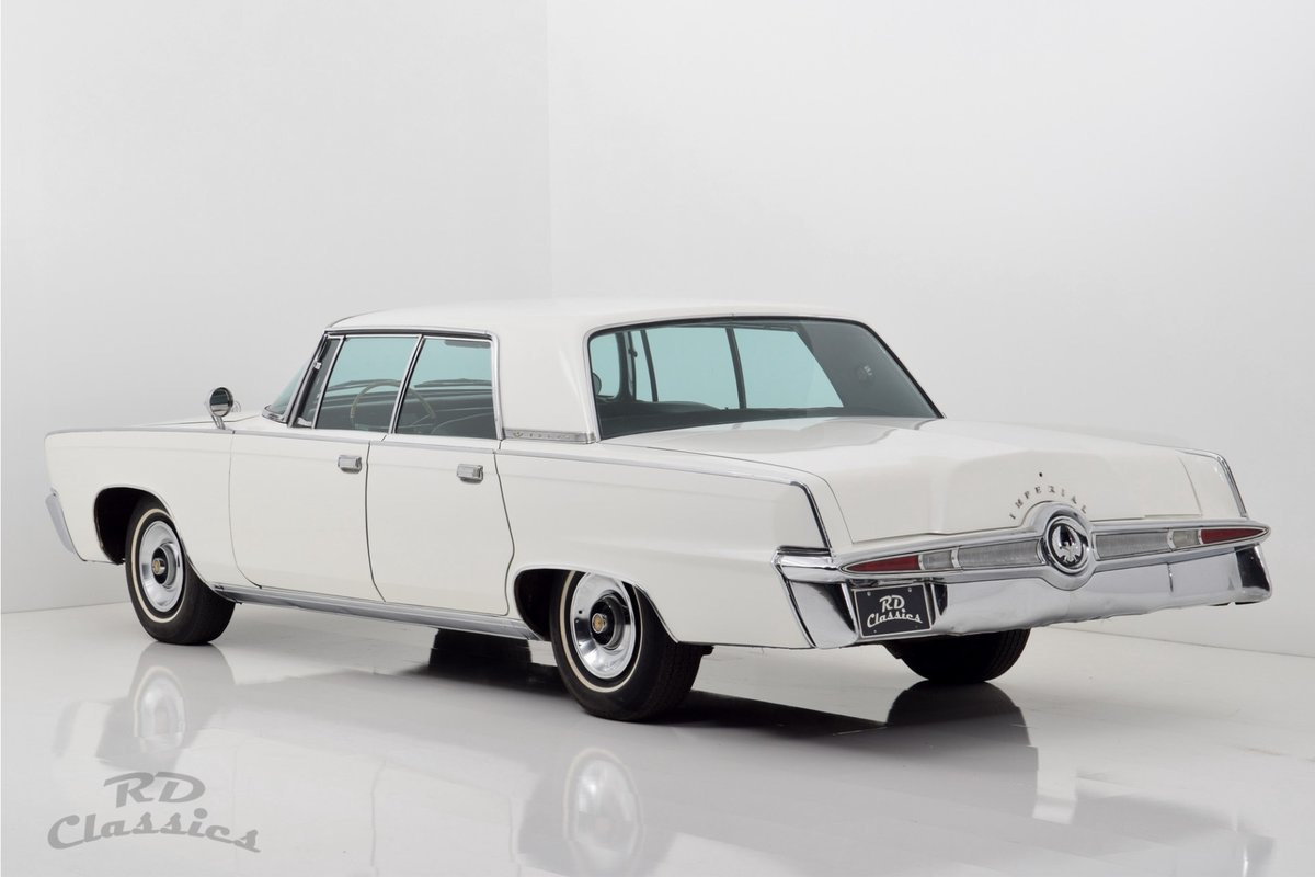 1965 Chrysler Imperial Crown For Sale (picture 5 of 6)