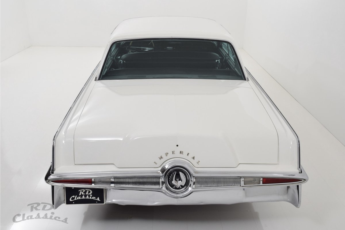 1965 Chrysler Imperial Crown For Sale (picture 6 of 6)