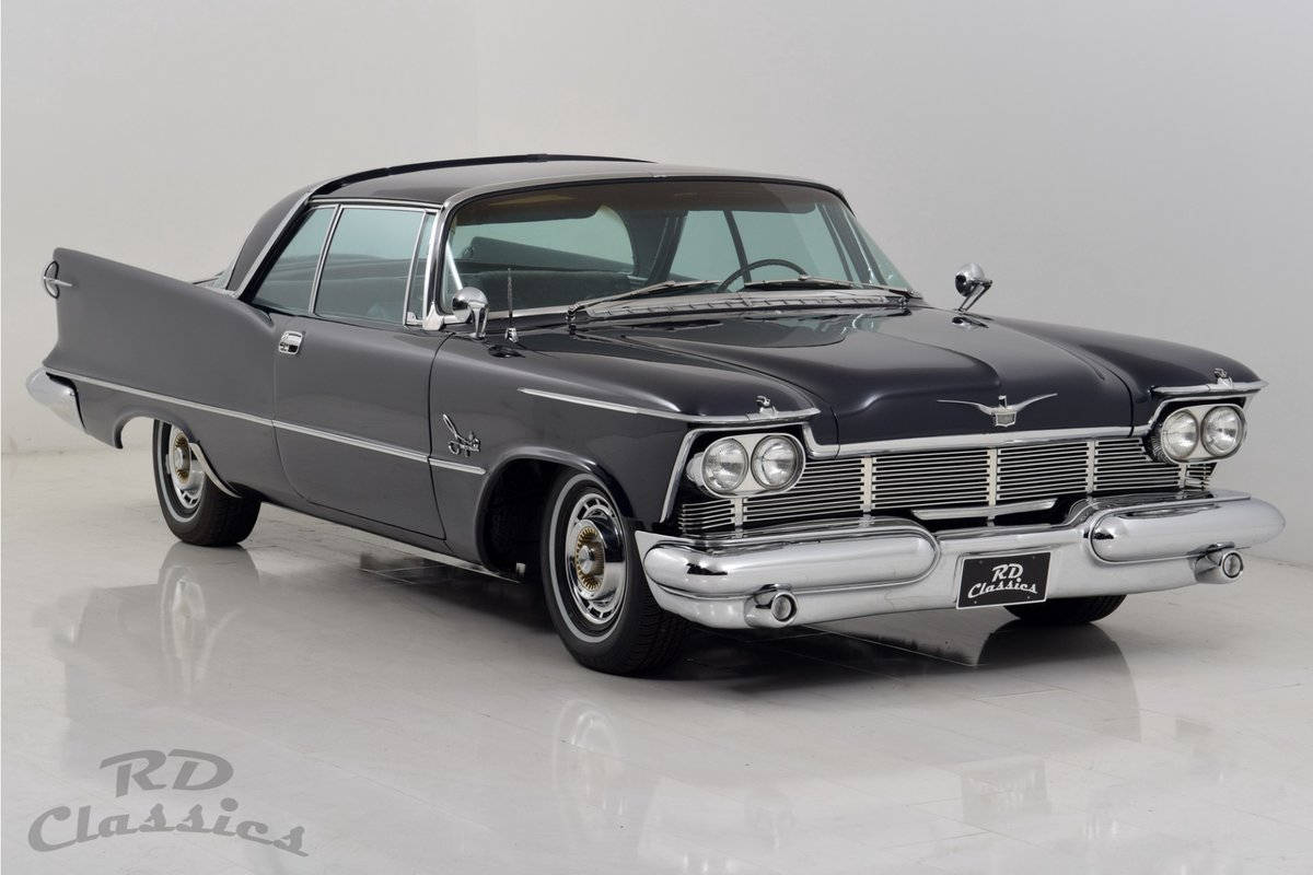 1958 Chrysler Imperial Crown 2D Hardtop For Sale (picture 1 of 6)