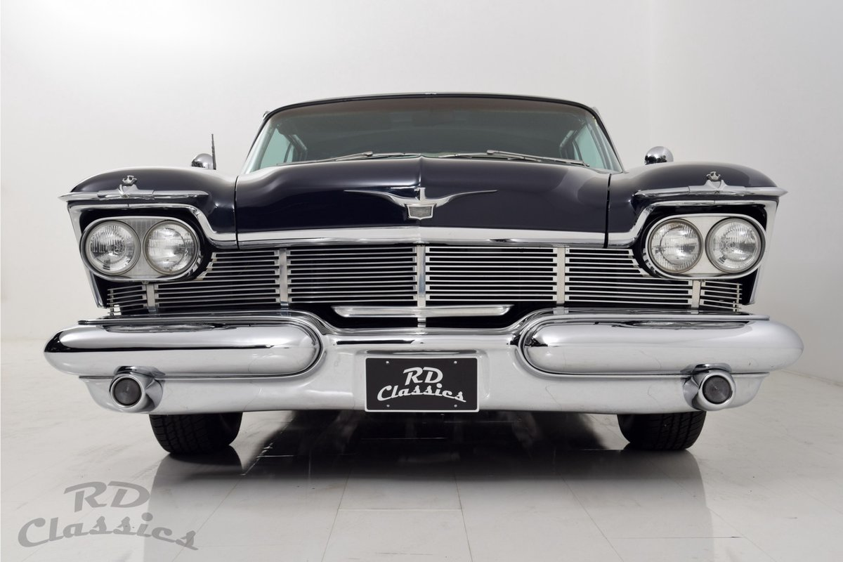 1958 Chrysler Imperial Crown 2D Hardtop For Sale (picture 2 of 6)