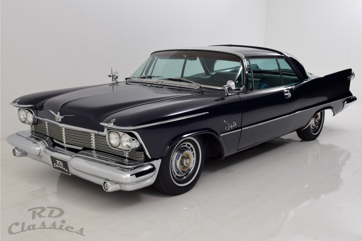 1958 Chrysler Imperial Crown 2D Hardtop For Sale (picture 3 of 6)