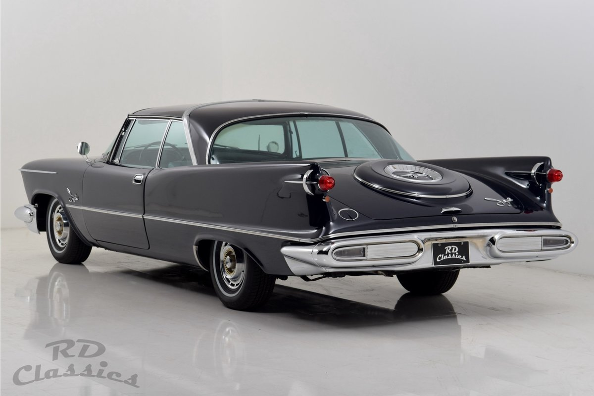 1958 Chrysler Imperial Crown 2D Hardtop For Sale (picture 4 of 6)