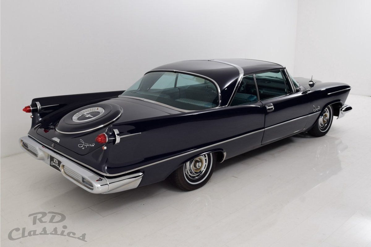 1958 Chrysler Imperial Crown 2D Hardtop For Sale (picture 6 of 6)