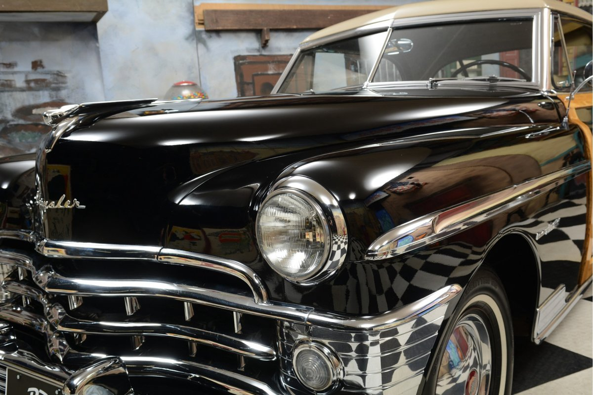 1950 Chrysler Town & Country Newport Hardtop Coupe For Sale (picture 4 of 6)