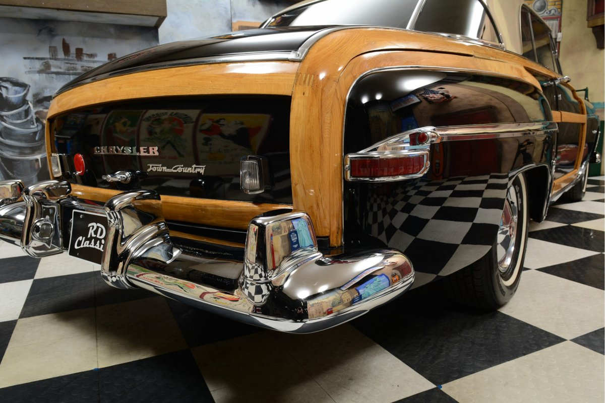 1950 Chrysler Town & Country Newport Hardtop Coupe For Sale (picture 6 of 6)