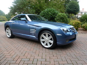 2006 Rare Crossfire with only 43000 mls and FSH