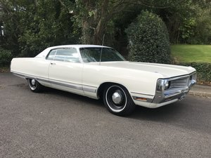 1972 Chrysler New Yorker 440 V8