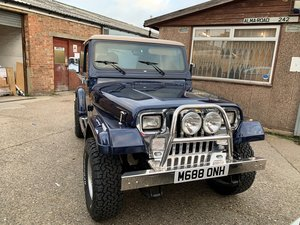 Picture of 1994 Yj jeep