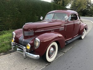 Chrysler business coupe