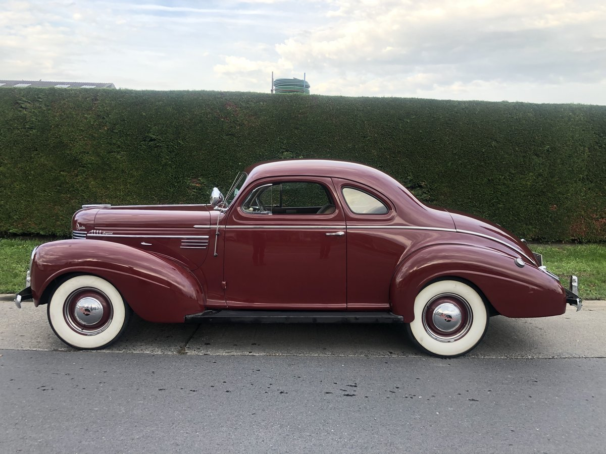 1939 Chrysler business coupe For Sale (picture 2 of 6)