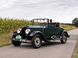Picture of 1928 Chrysler Model 72 Roadster  For Sale by Auction