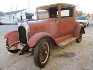 1927 Chrysler 3W Coupe with 8,000 original miles