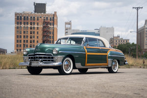 Picture of 1950 Chrysler Town and Country Newport Coupe For Sale