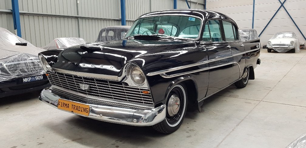1958 Chrysler Royal By Firma Trading Australia For Sale (picture 1 of 6)