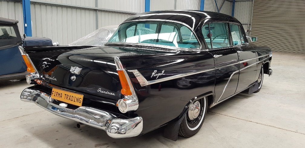 1958 Chrysler Royal By Firma Trading Australia For Sale (picture 2 of 6)