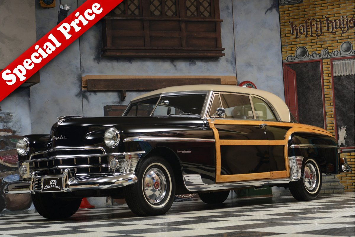 1950 Chrysler Newport Town & Country For Sale (picture 1 of 12)
