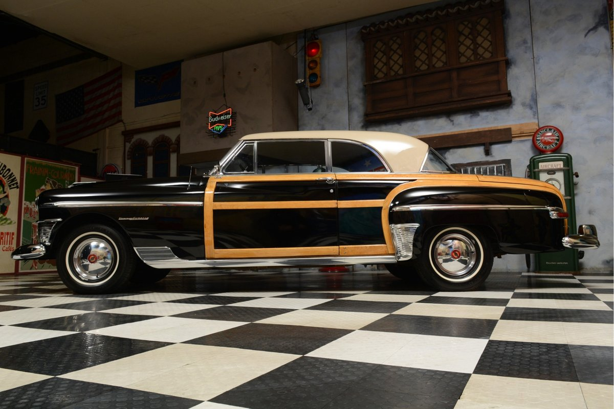 1950 Chrysler Newport Town & Country For Sale (picture 2 of 12)