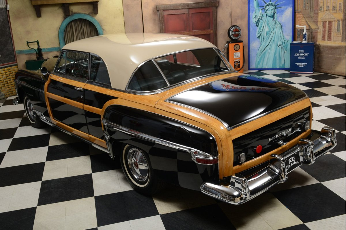1950 Chrysler Newport Town & Country For Sale (picture 3 of 12)