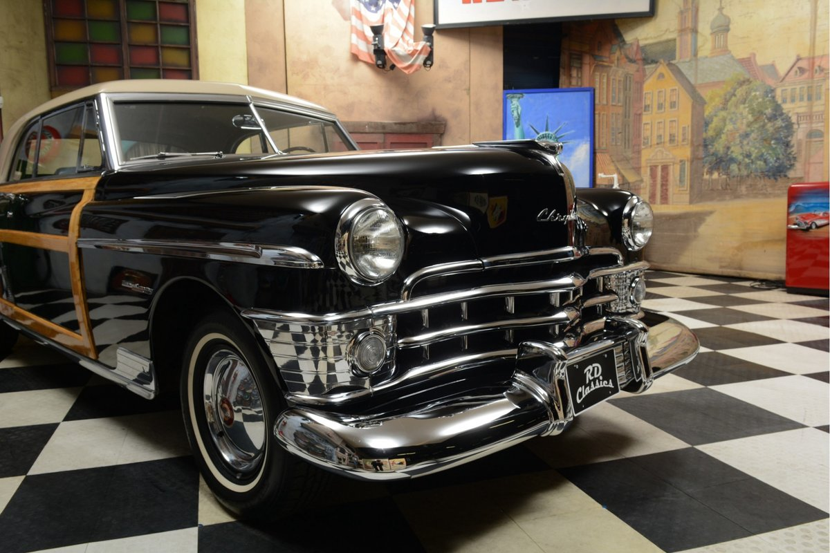 1950 Chrysler Newport Town & Country For Sale (picture 7 of 12)