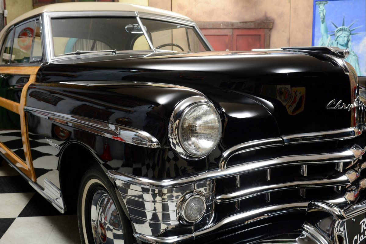 1950 Chrysler Newport Town & Country For Sale (picture 8 of 12)
