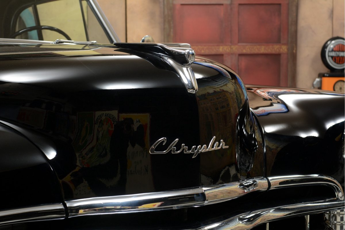 1950 Chrysler Newport Town & Country For Sale (picture 10 of 12)