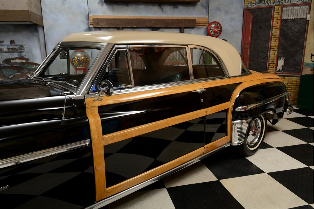 1950 Chrysler Newport Town & Country For Sale (picture 12 of 12)