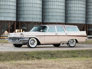 Picture of 1957 Chrysler New Yorker Town and Country Station Wagon  For Sale by Auction