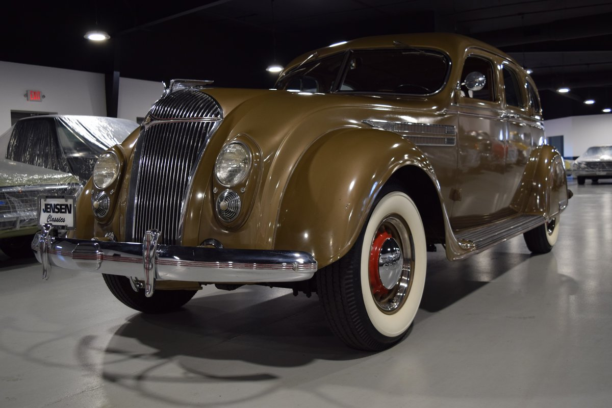 1936 Chrysler Imperial Airflow For Sale (picture 1 of 12)