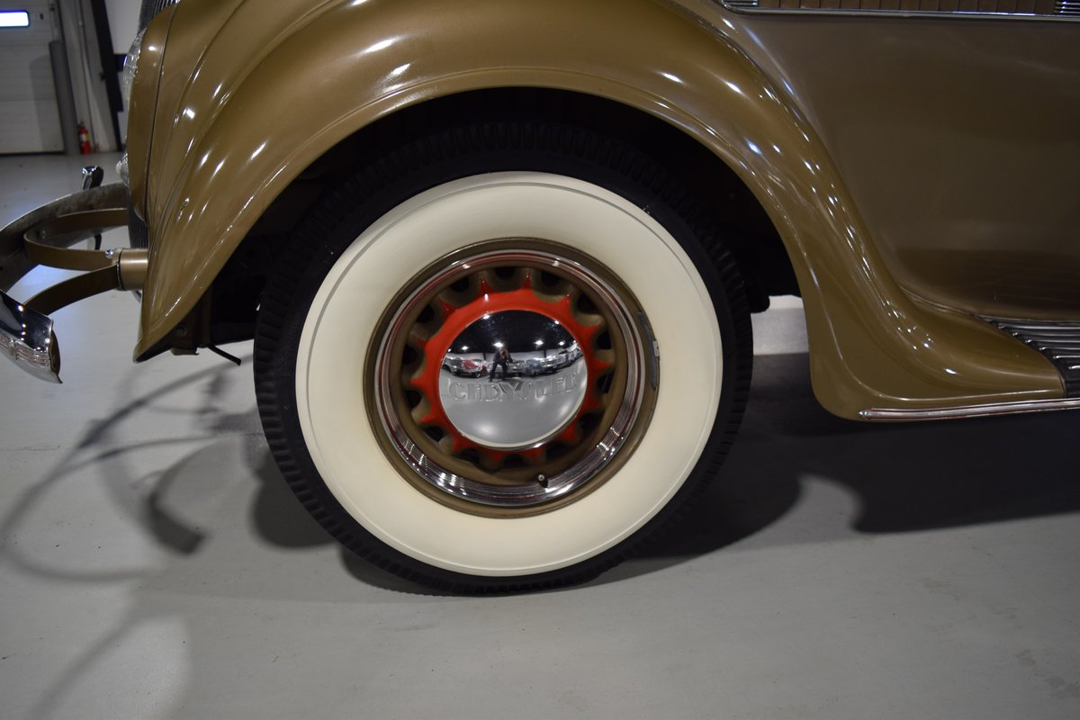 1936 Chrysler Imperial Airflow For Sale (picture 2 of 12)