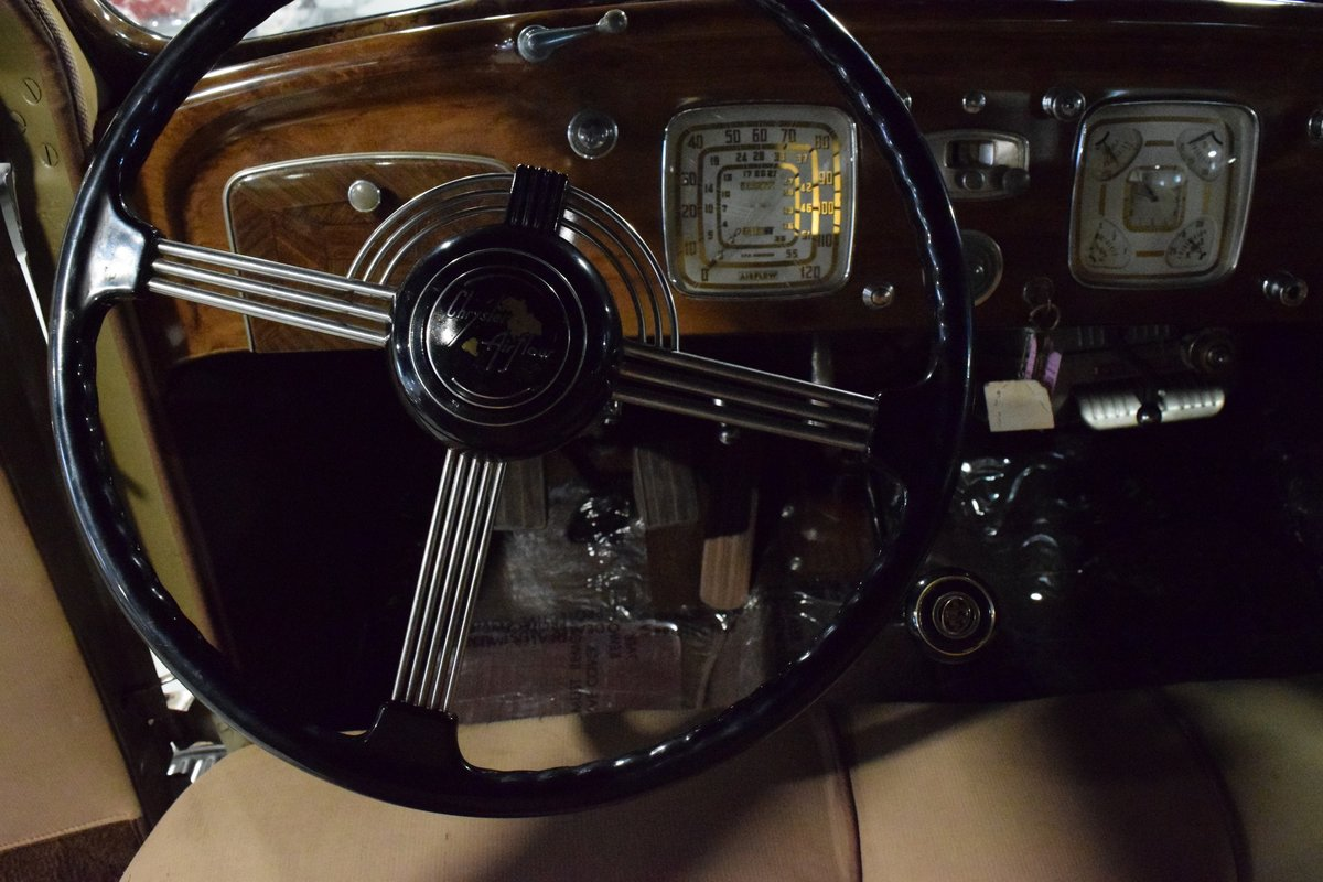 1936 Chrysler Imperial Airflow For Sale (picture 5 of 12)