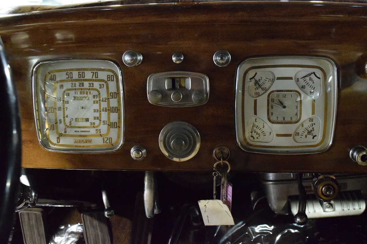 1936 Chrysler Imperial Airflow For Sale (picture 6 of 12)