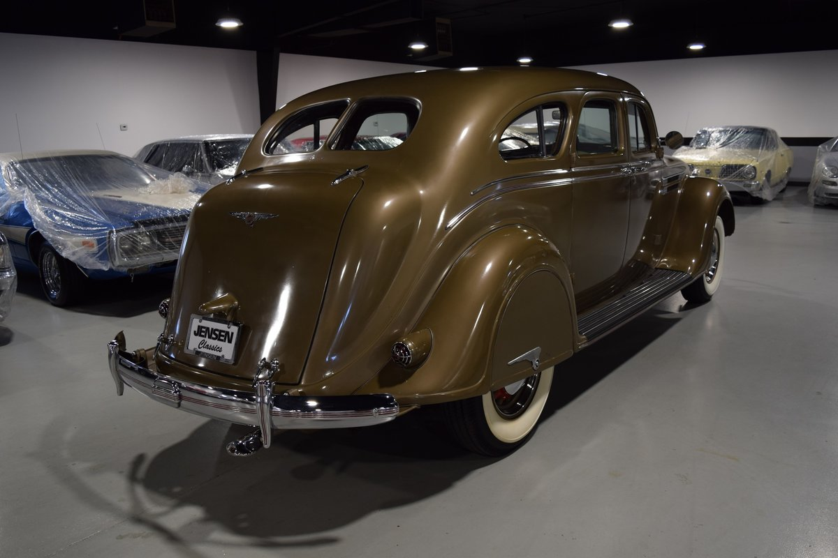 1936 Chrysler Imperial Airflow For Sale (picture 9 of 12)