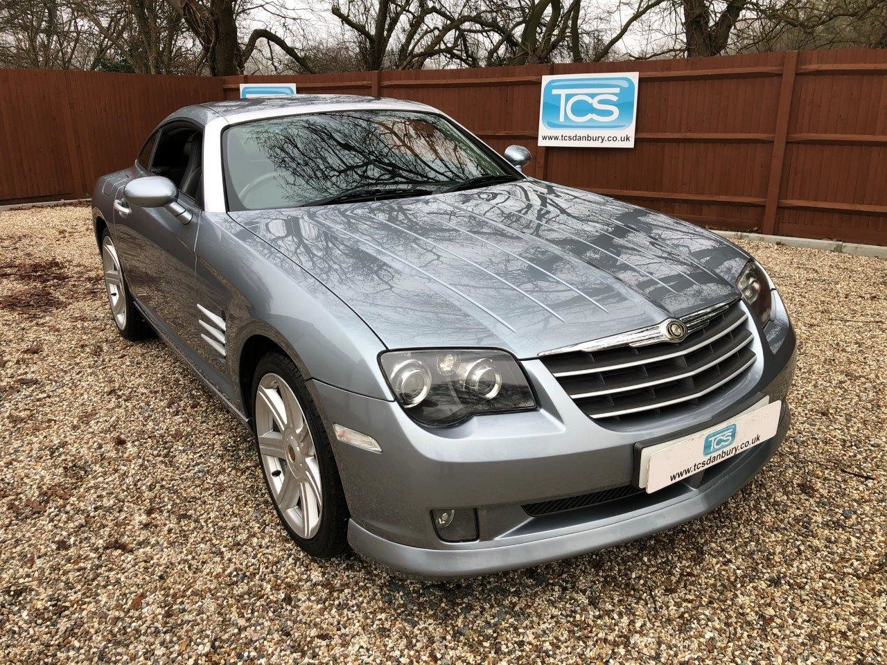 2003 Chrysler Crossfire 3.2i V6 Coupe 5-Speed Automatic SOLD (picture 1 of 12)