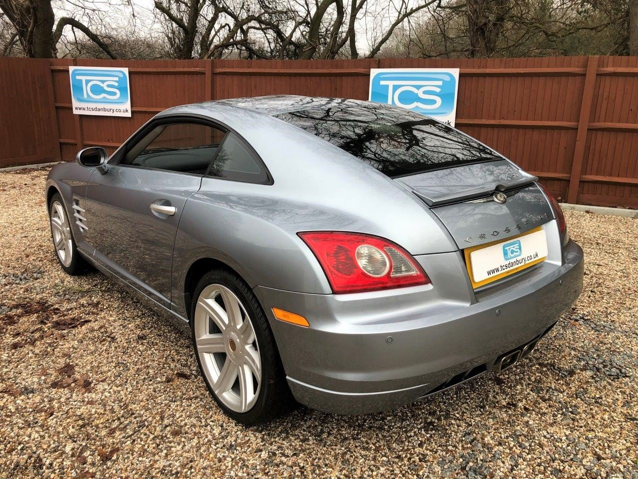 2003 Chrysler Crossfire 3.2i V6 Coupe 5-Speed Automatic SOLD (picture 2 of 12)