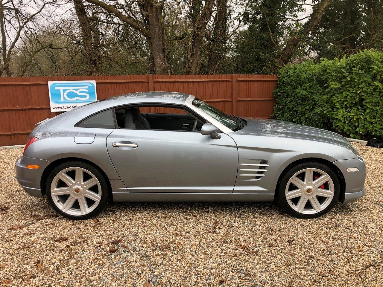 2003 Chrysler Crossfire 3.2i V6 Coupe 5-Speed Automatic SOLD (picture 3 of 12)