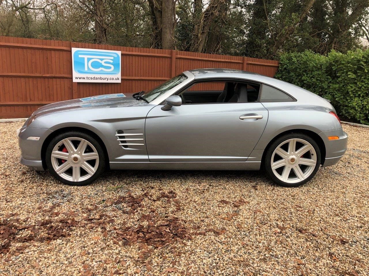2003 Chrysler Crossfire 3.2i V6 Coupe 5-Speed Automatic SOLD (picture 4 of 12)
