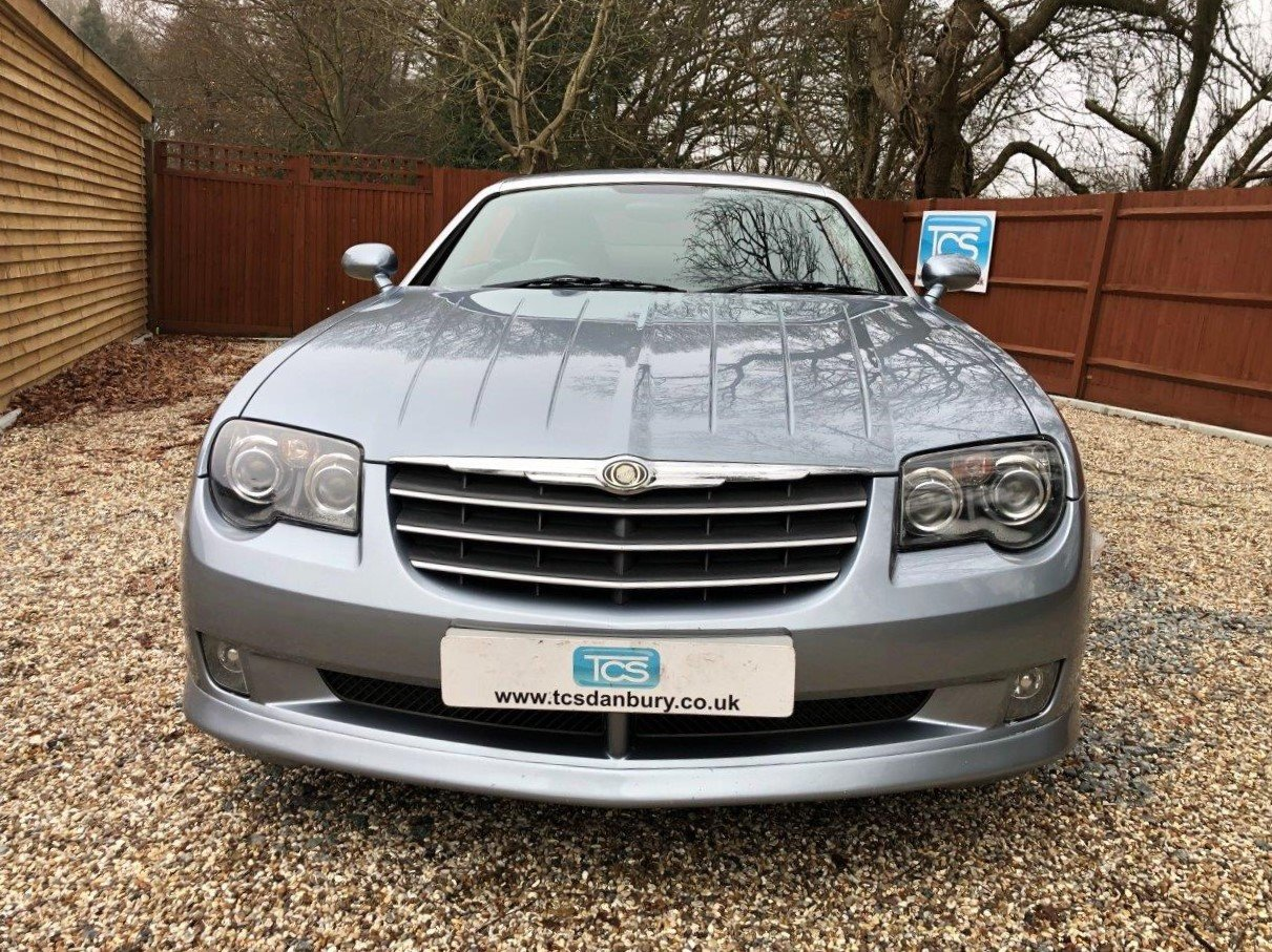 2003 Chrysler Crossfire 3.2i V6 Coupe 5-Speed Automatic SOLD (picture 5 of 12)