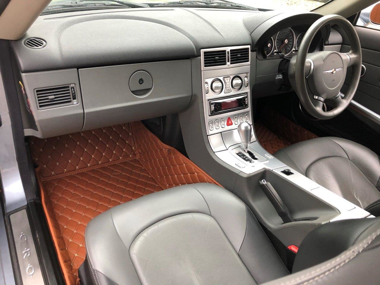 2003 Chrysler Crossfire 3.2i V6 Coupe 5-Speed Automatic SOLD (picture 7 of 12)