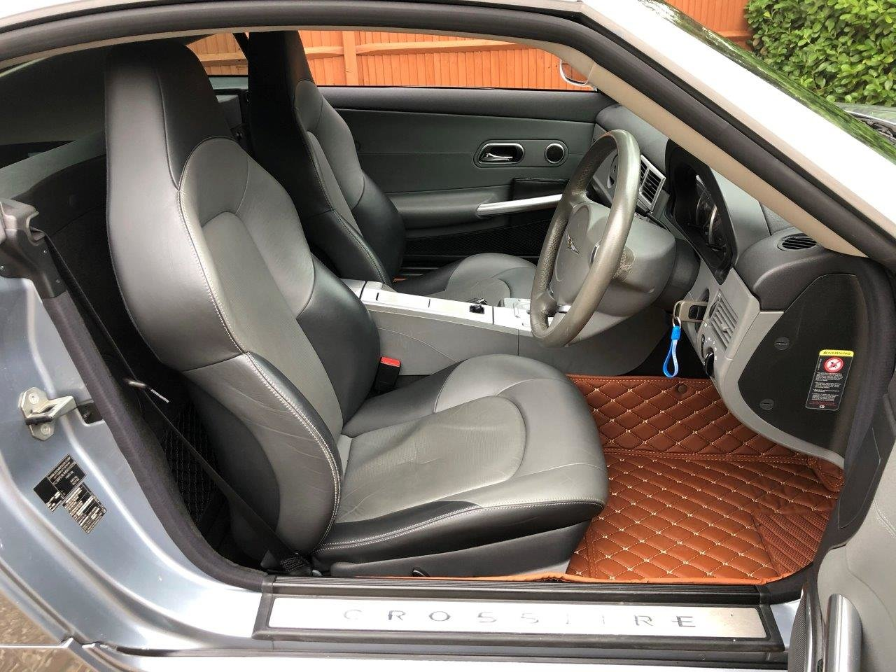 2003 Chrysler Crossfire 3.2i V6 Coupe 5-Speed Automatic SOLD (picture 9 of 12)