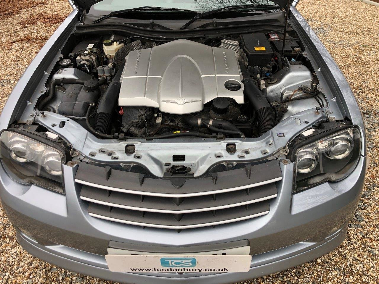 2003 Chrysler Crossfire 3.2i V6 Coupe 5-Speed Automatic SOLD (picture 12 of 12)