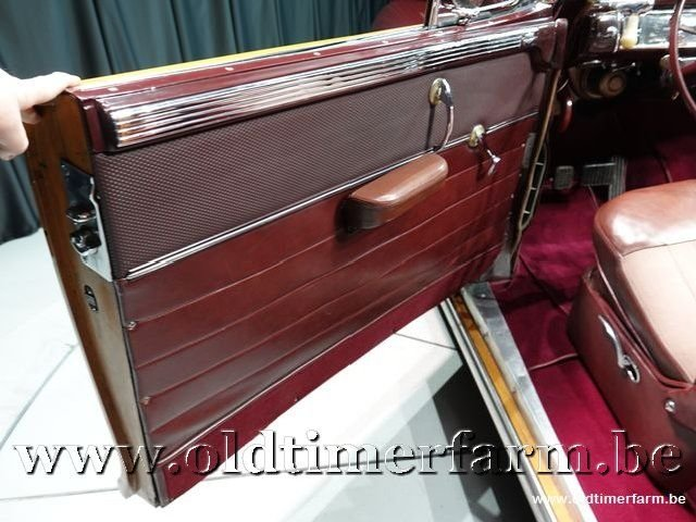 1948 Chrysler Town and Country 2 door Convertible '48 For Sale (picture 6 of 12)
