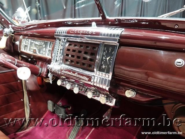 1948 Chrysler Town and Country 2 door Convertible '48 For Sale (picture 9 of 12)