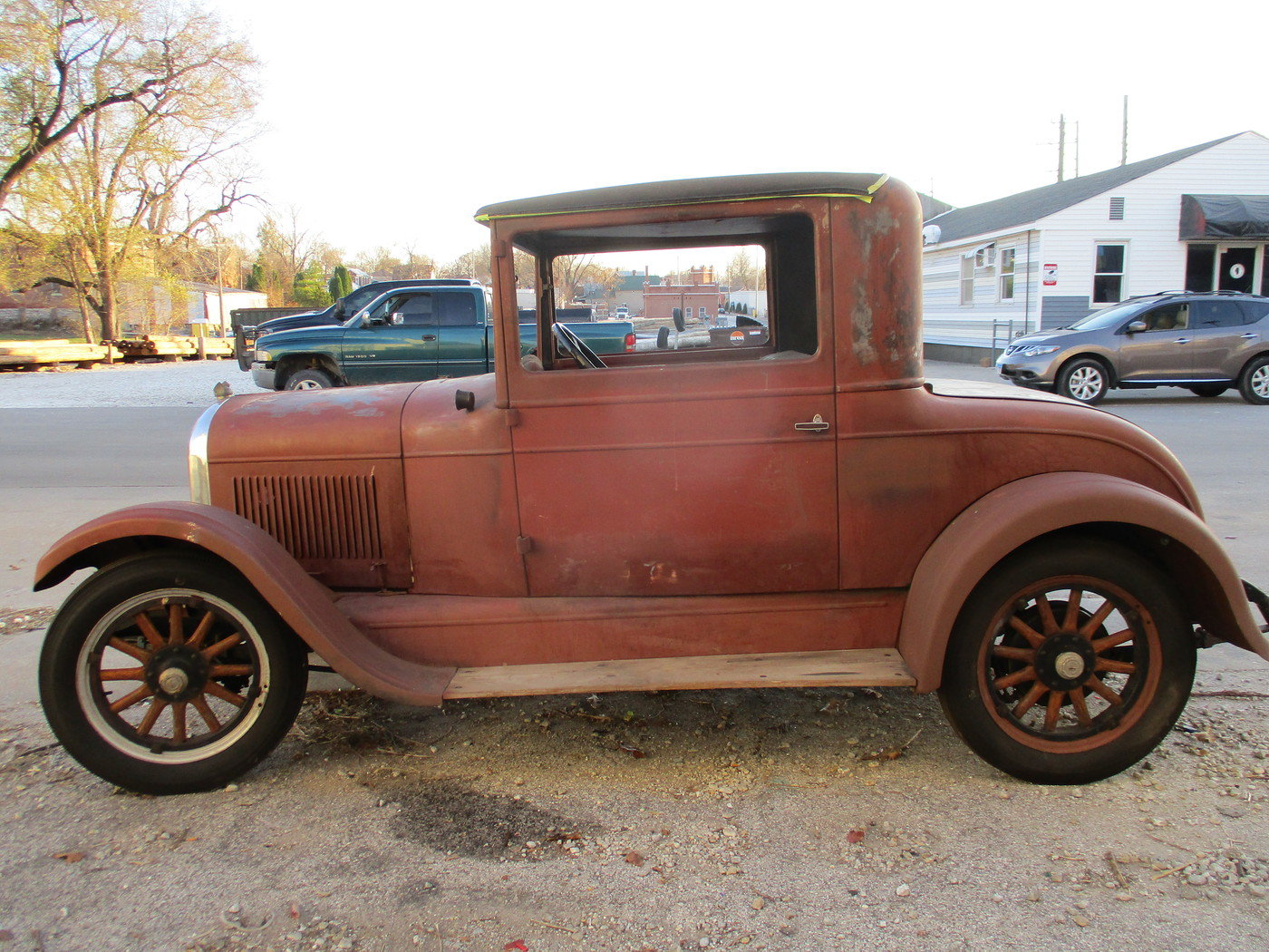 1927 Chrysler 3 Window Coupe For Sale (picture 5 of 12)