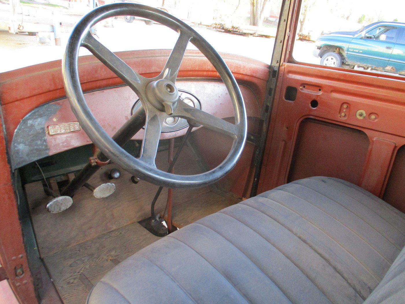 1927 Chrysler 3 Window Coupe For Sale (picture 6 of 12)