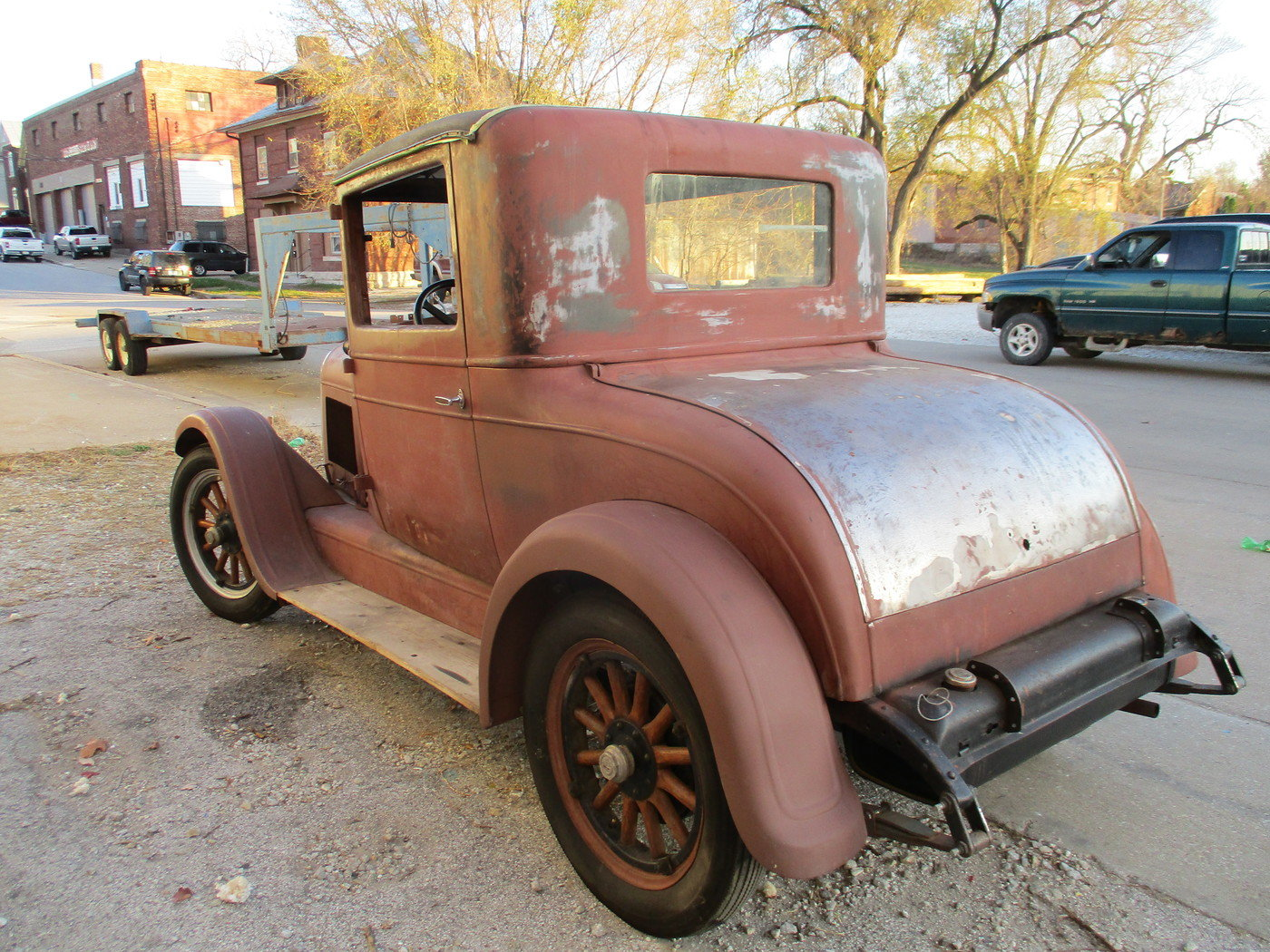 1927 Chrysler 3 Window Coupe For Sale (picture 9 of 12)