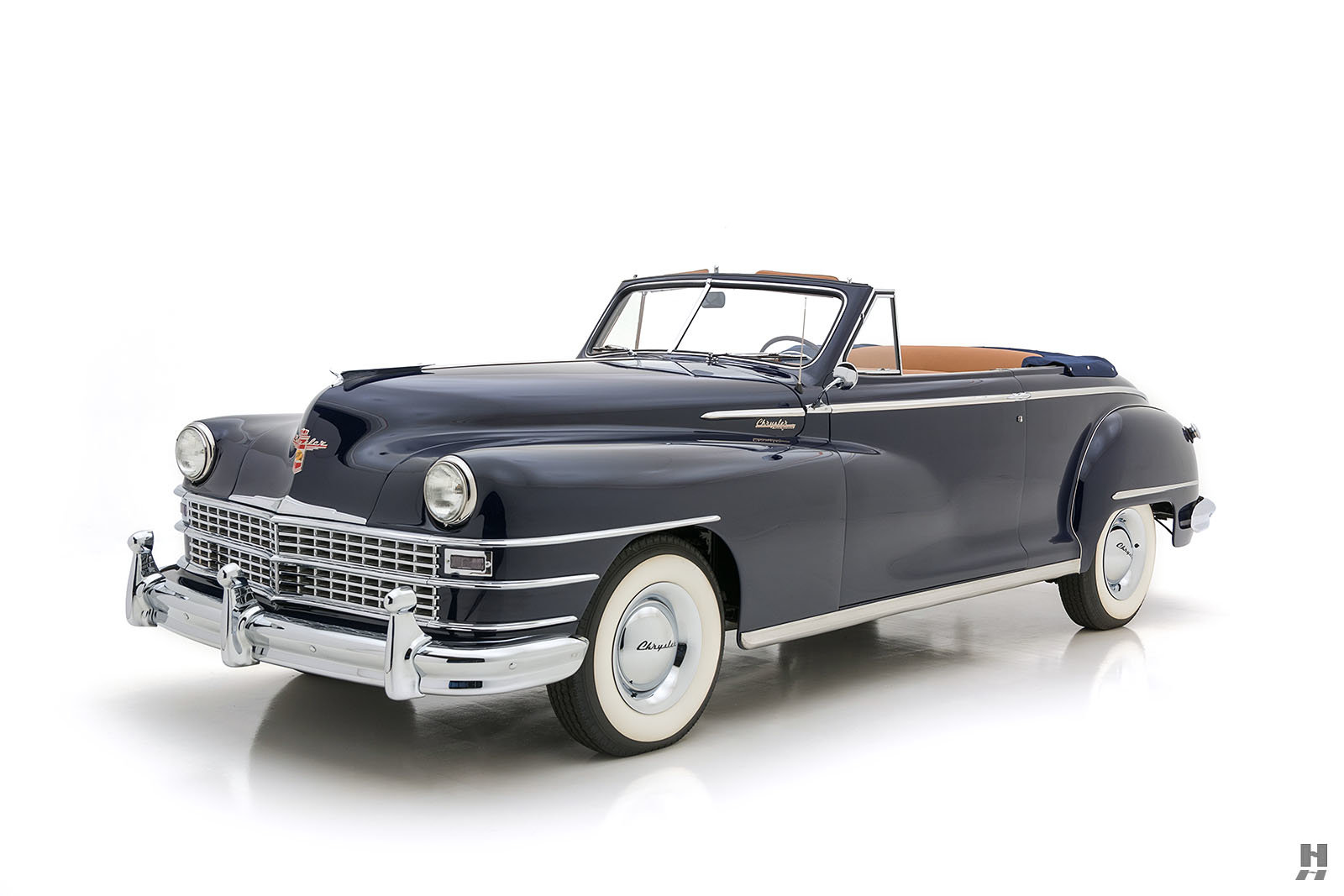 1947 Chrysler New Yorker Convertible For Sale (picture 1 of 6)