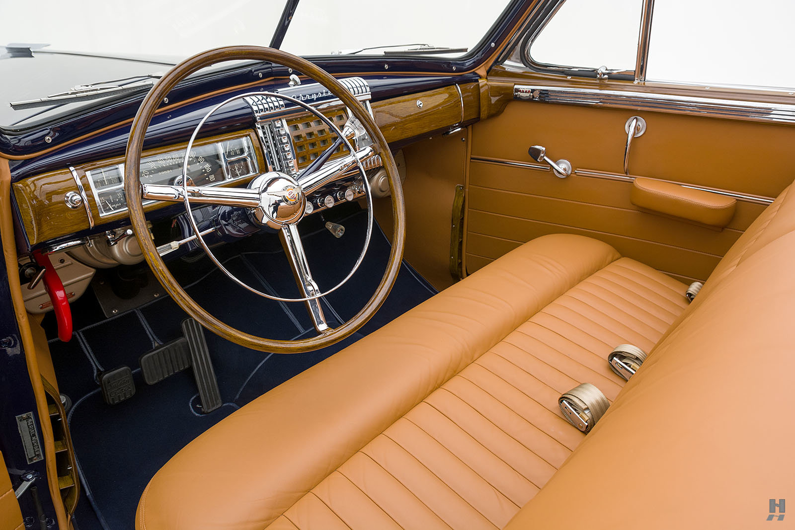 1947 Chrysler New Yorker Convertible For Sale (picture 4 of 6)