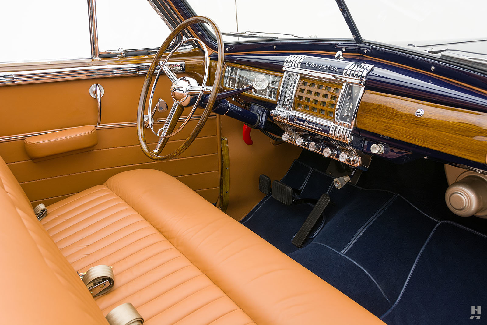 1947 Chrysler New Yorker Convertible For Sale (picture 5 of 6)